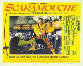 Scaramouche - 11 x 14 Movie Poster - Style A
