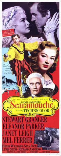 Scaramouche - 14 x 36 Movie Poster - Insert Style A