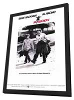 Scarecrow - 11 x 17 Movie Poster - Style A - in Deluxe Wood Frame