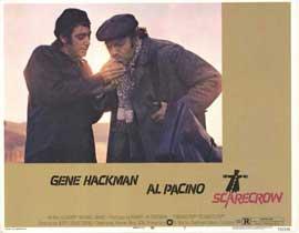 Scarecrow - 11 x 14 Movie Poster - Style G