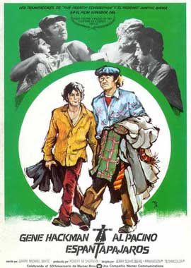 Scarecrow - 27 x 40 Movie Poster - Spanish Style A