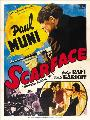 Scarface - 43 x 62 Movie Poster - Bus Shelter Style B
