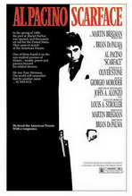 Scarface - 27 x 40 Movie Poster - Style A