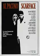 Scarface - 27 x 40 Movie Poster - Italian Style B