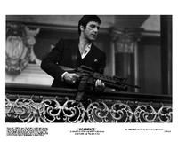 Scarface - 8 x 10 B&W Photo #7