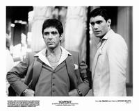 Scarface - 8 x 10 B&W Photo #12