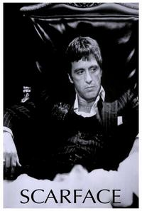 Scarface - 27 x 40 Movie Poster - Style C