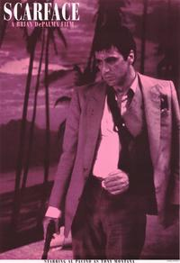 Scarface - 11 x 17 Movie Poster - Style N