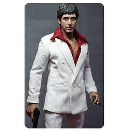 Scarface - Tony Montana Respect Version Action Figure