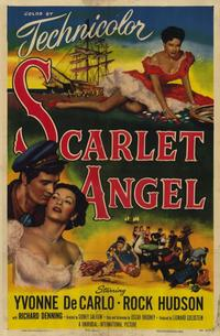 Scarlet Angel - 11 x 17 Movie Poster - Style A