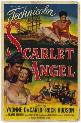 Scarlet Angel - 27 x 40 Movie Poster - Style A