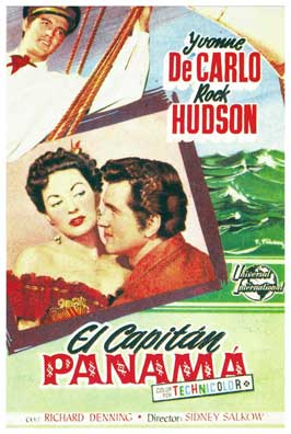 Scarlet Angel - 11 x 17 Movie Poster - Spanish Style A