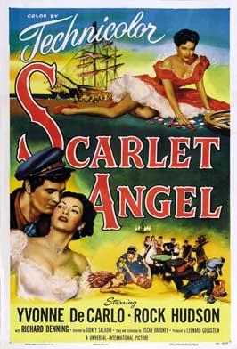 Scarlet Angel - 27 x 40 Movie Poster - Style C
