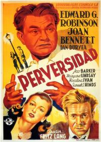 Scarlet Street - 11 x 17 Movie Poster - Spanish Style A
