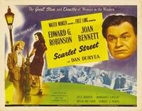 Scarlet Street - 11 x 17 Movie Poster - Style B