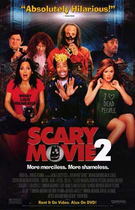 Scary Movie 2 - 11 x 17 Movie Poster - Style A