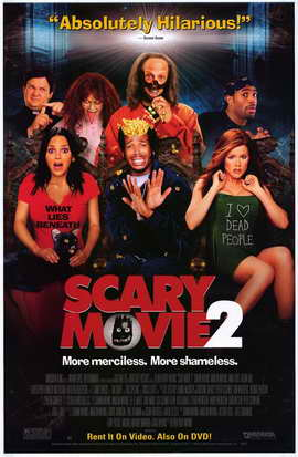 Scary Movie 2 - 27 x 40 Movie Poster - Style A