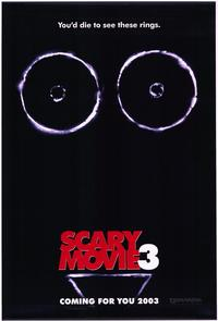 Scary Movie 3 - 11 x 17 Movie Poster - Style C