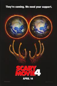 Scary Movie 4 - 11 x 17 Movie Poster - Style C