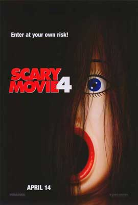 Scary Movie 4 - 27 x 40 Movie Poster - Style A