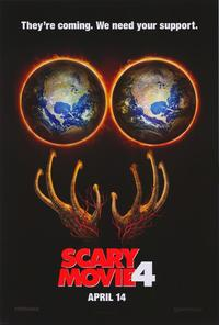 Scary Movie 4 - 27 x 40 Movie Poster - Style C