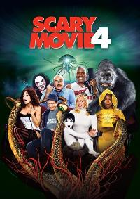 Scary Movie 4 - 11 x 17 Movie Poster - Style E