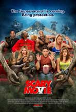 Scary Movie 5 - 11 x 17 Movie Poster - Style A