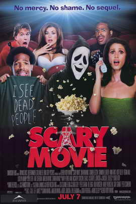 Scary Movie - 11 x 17 Movie Poster - Style A