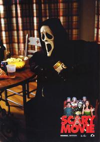 Scary Movie - 11 x 14 Movie Poster - Style F