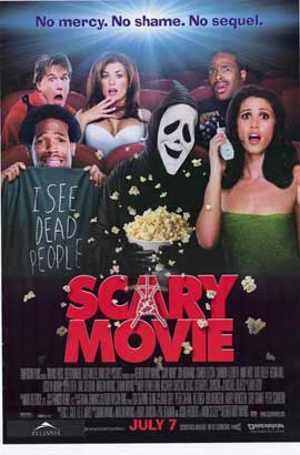Scary Movie - 27 x 40 Movie Poster - Style A