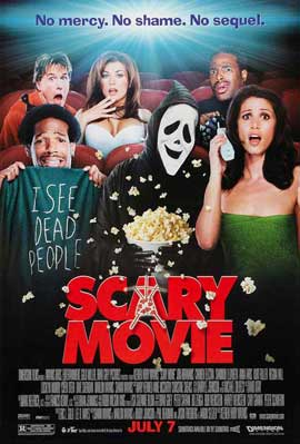 Scary Movie - 27 x 40 Movie Poster - Style B