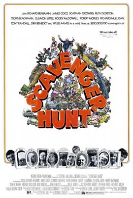 Scavenger Hunt - 27 x 40 Movie Poster - Style A
