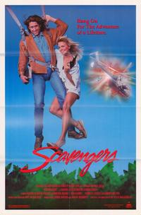 Scavengers - 27 x 40 Movie Poster - Style A