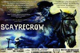 Scayrecrow - 11 x 17 Movie Poster - UK Style A
