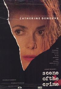 Scene of the Crime - 11 x 17 Movie Poster - Style A