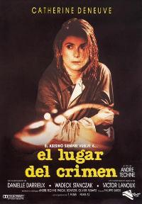 Scene of the Crime - 11 x 17 Movie Poster - Spanish Style A