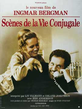 Scenes from a Marriage - 11 x 17 Movie Poster - French Style A
