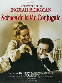Scenes from a Marriage - 27 x 40 Movie Poster - French Style A