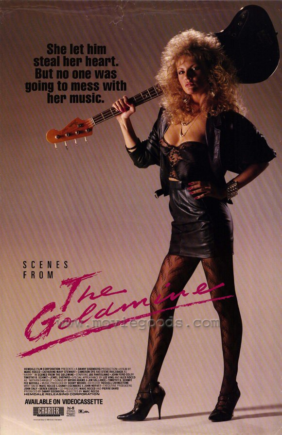 Scenes From The Goldmine Movie Posters From Movie Poster Shop