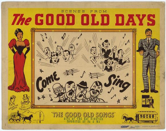 The Good Old Days movie