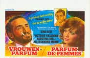 Scent of a Woman - 27 x 40 Movie Poster - Belgian Style A