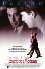 Scent of a Woman - 11 x 17 Movie Poster - Style B