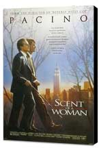 Scent of a Woman - 27 x 40 Movie Poster - Style A - Museum Wrapped Canvas