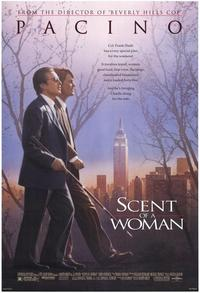 Scent of a Woman - 43 x 62 Movie Poster - Bus Shelter Style A