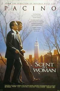 Scent of a Woman - 11 x 17 Movie Poster - Style A - Museum Wrapped Canvas