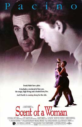 Scent of a Woman - 27 x 40 Movie Poster - Style B