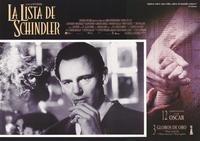 Schindler's List - 11 x 14 Poster Spanish Style A