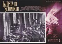 Schindler's List - 11 x 14 Poster Spanish Style K