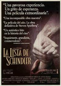 Schindler's List - 11 x 17 Movie Poster - Spanish Style A