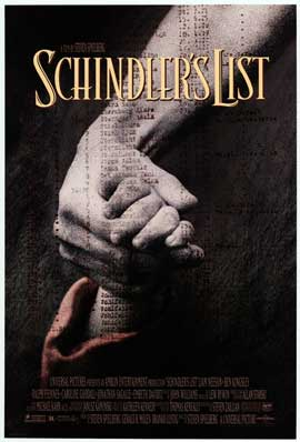 Schindler's List - Movie Poster - Reproduction - 11 x 17 Style A